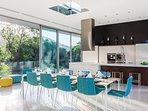 Villa Mayavee Phuket - Breakfast Area