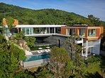 Villa Mayavee Phuket - Aerial View