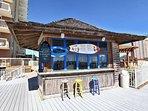 Pelican Tiki bar