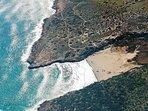 Spiaggia Calamosche della riserva naturale di Vendicari