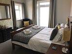 Bed 2 - Superking: First floor