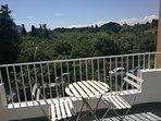 Terrazza panoramica sul Parco della Favorita
