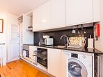Fully equipped Kitchen | Brand new appliances and kitchen ware