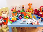 WHEN BABIES COME.... toys and games