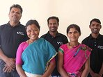 Meet the team which will make your stay memorable