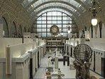 vue intérieure du Musée d'Orsay