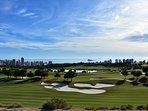Villaitana Golf course, less than 5 minutes by car from the villa