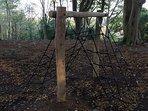 Woodland play park