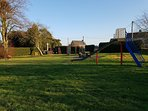 Village play park - 2 minutes walk from the cottage