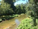 River Ceou