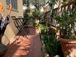 Il giardinetto fronte casa