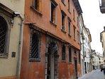 Palazzo Luzzato ex Poste Autriache