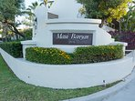 Maui Banyan Front Entrance