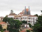Sintra royal summer palace