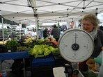 Mercato della frutta di Sant'ambrogio Firenze a pochi passi dalla casa