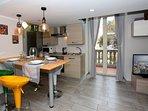 Villa Rosa - Ap. n. 1 'IRIS' -  Cucina - Kitchen