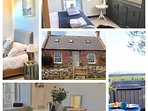 Whitfield Bothy Cottage luxury and romantic cottage with hot tub