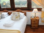 Swallows - master bedroom