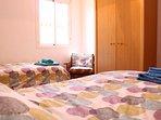 Dormitorio flor