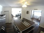 Great gathering space, dining for 14 or entertaining
