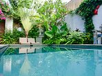 Private Pool, full sun ☀️