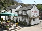 Crumplehill Inn and Mill Polperro