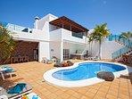 Villa Jole.Pure Luxury. Stunning 4 bedroom 5 bathroom. heated pool and hot tub.Beautiful Location.