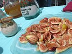 Figs are a big deal on the island; the annual Fig Festival in in August