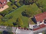 vista aerea de toda la propiedad