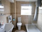 Down stairs shower room/ WC