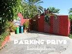 parking location la liane de jade saint paul