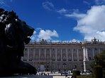 Podrás recorrer andando todo el centro de Madrid !!!
