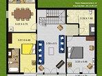 Phase 2 - Ground floor layout