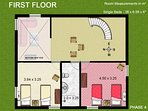 Phase 4 - First floor layout