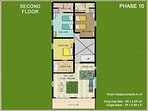 Phase 10 - Second floor layout