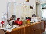 sala da pranzo - colazione