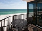 Direct views of the beach and Gulf