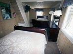 Upstairs Queen Bed 1
