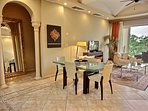 Tamarindo Diria 403 - Elegant dining area for enjoying a tropical meal