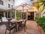 Can Felip Apartment 1_Terrace / Terraza