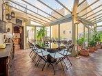 Can Felip Apartment 1_Porch / Porche