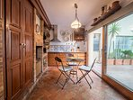 Can Felip Apartment 1_Kitchen / Cocina