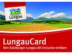All-inclusive LungauCard free to every guest between June and October!