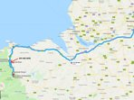 Easy access via the M56/A55/A470 from Manchester and the north west.