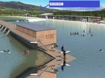 Very close to Adventure Pac Surf Snowdonia the worlds first commercial inland surfing centre.