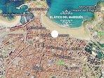 A 50m de la Playa de San Lorenzo y en una de las mejores calles de Gijón: Marqués de Casa Valdés