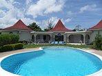 4 bedroom 4 bath villa with private pool
