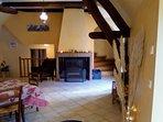 Maison très calme et appaisante agréable pour petits et grands