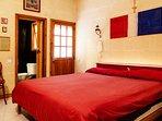Bedroom 2 with en-suite Shower