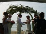 Castara is a perfect place to be married on the beach and/or honeymoon